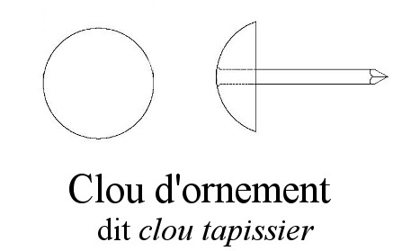 Clou D Ornement Rivierre Nail Factory